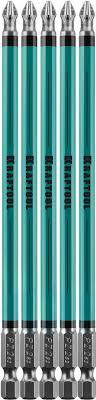 <b>Бита</b> Kraftool <b>Ph2</b> 150мм (optimum line 26122-2-150-5) недорого с ...