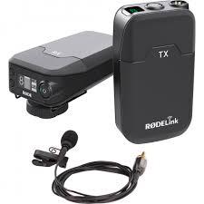 Купить <b>Микрофон Rode Link</b> Filmmaker Kit, беспроводной ...