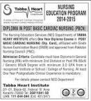 education, nursing, diploma programs