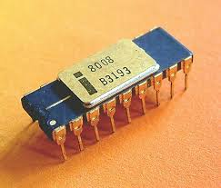 Hasil gambar untuk 8008 Microprocessor