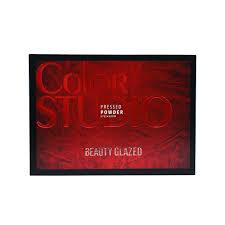 <b>BEAUTY GLAZED 35 Color</b> STUDIO Eyeshadow Palette | Shopee ...