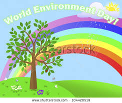 Image result for environmental day logo
