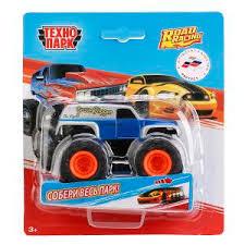 игрушка технопарк мутант road racing 1619260 r