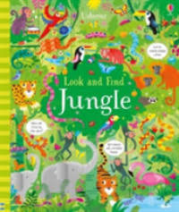 Look and Find Jungle (Look and Find ... - Books Kinokuniya