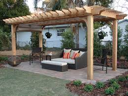 patio arbors designs home remodel