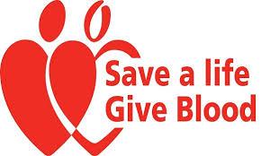 DONATE BLOOD SAVE LIFE