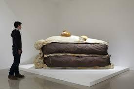 modern art furniture. exhibition view with a work by claes oldenburg modern art furniture