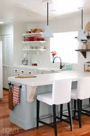 euro week full kitchen: a cottage christmas home tour touches of red and holiday cheer added to a kitchen