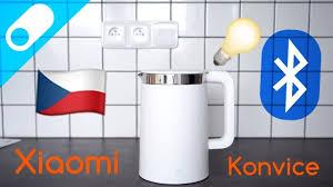 Xiaomi chytrá konvice <b>Mi</b> Smart <b>Kettle</b> // Recenze CZ [4K] - YouTube