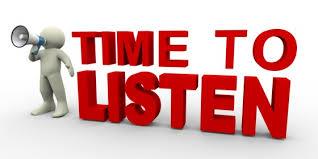 Resultado de imagen de listening