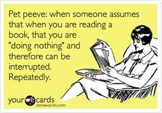 Image result for funny quotes about reading