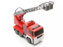 <b>Радиоуправляемая</b> пожарная <b>машина Double Eagle</b>, брызгает ...