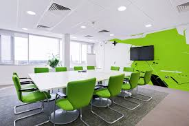 wall mural ideas for corporate offices eazywallz dress up your reception area office interior design best office reception areas