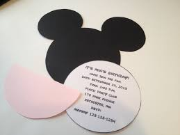 diy minnie mouse invitation real bow minnie ears diy minnie mouse invitation real bow minnie ears template seshalyn s party ideas