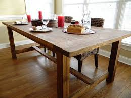 kitchen pedestal dining table set: farm style dining room table trend dining table set on round pedestal dining table