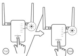 <b>Edimax</b> Gemini Kit de valorisation de l'itinérance Wi-Fi domestique ...