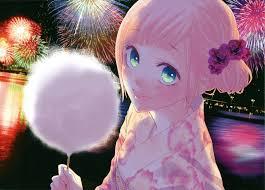 """Képtalálat a következőre: """"anime girl cotton candy"""""""