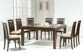 Full Dining Room Sets Interior Designs Stylish Modern Dining Room Set With Full Print