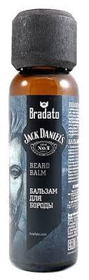 Bradato <b>Бальзам для бороды</b> Jack Daniel's — купить по выгодной ...
