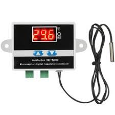 GeekTeches DTC-2000 AC110-240V <b>10A Digital</b> Thermometer ...