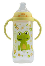 NUK <b>Large Learner Cup</b>, 10 Ounce NUK,http://www.amazon.com/dp ...
