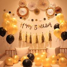 <b>30pcs</b>/<b>lot 10 Inch</b> Pearl Gold Silver Black Latex Balloons <b>Birthday</b> ...