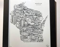 <b>Madison wall art</b>   Etsy