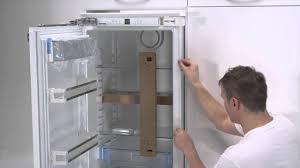 Монтаж встраиваемой техники LIEBHERR: Система door on door ...