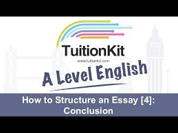 how to structure an essay  conclusion english literature  how to structure an essay  conclusion english literature