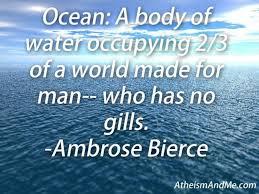Ambrose Bierce Quote « spydersden