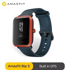 2020 <b>New Global</b> Version CES <b>Amazfit</b> Bip S Smart Watch 5ATM ...