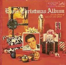 <b>Elvis Presley's Christmas</b> Album Released in 1957