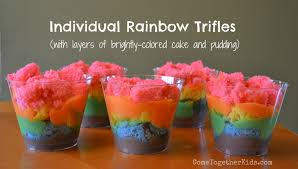 come together kids rainbow trifles 9 2012