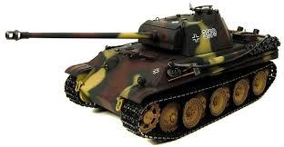 <b>Радиоуправляемый танк Taigen Panther</b> Type G Airsoft RC Tank 1 ...