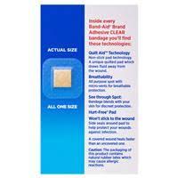 Buy <b>Band</b>-<b>Aid Clear</b> Spots 40 Pack Online at Chemist Warehouse®