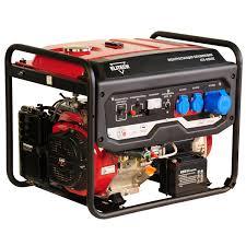 <b>Генератор бензиновый ELITECH БЭС</b> 6500E купить по цене ...