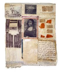 Untitled [<b>Mona Lisa</b>]   Robert Rauschenberg Foundation