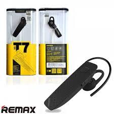 <b>Remax</b> T7 <b>RB</b>-<b>T7</b> Bluetooth 3 in 1 Earphone Headset | Shopee ...
