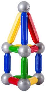 Купить <b>магнитный конструктор Bondibon smartmax</b> набор xxl 70 ...
