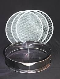 Bonsai soil sieve <b>Large 4 pcs</b> set / <b>stainless</b> steel, Made in Japan ...