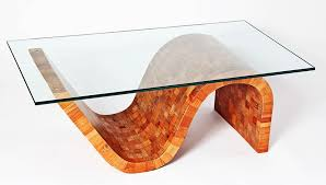 nick lopez contrives artistic furniture from reclaimed redwood fence artistic furniture