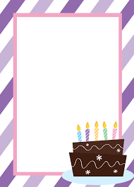 printable birthday invitation templates printable birthday invitation templates