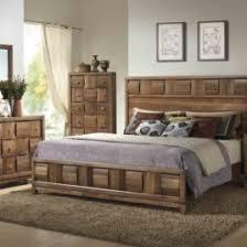 real wood bedroom