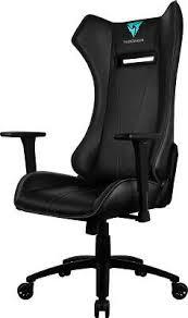 <b>Игровое кресло ThunderX3 UC5</b> AIR RBG, Black | купить кресло ...