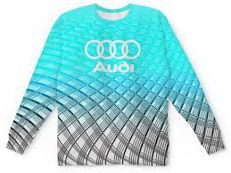 "Свитшот мужской с полной запечаткой ""Авто <b>Audi</b>"" #2517103 от ..."