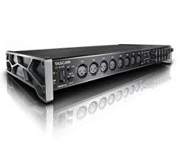 <b>Аудиоинтерфейс Tascam US-16x08</b>