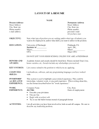 resume layout resume cv resume layout 9