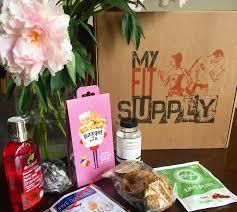 Maandelijks abonnement - Klein - My Fit Supply