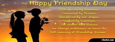 Happy Friendship Day Quotes and Sayings images and pictures via Relatably.com