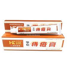 HuaTuo Hemorrhoids <b>Ointment</b> Plant <b>Herbal Materials</b> Powerful ...